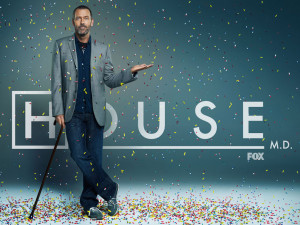 LOVE the TV show House.