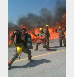 Funny Firefighter Pictures Funny firefighter photo -