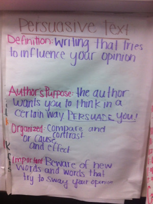 Poetry Stanza Anchor Chart
