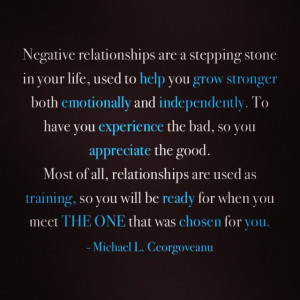 Negative Relationships #quote #wisdom