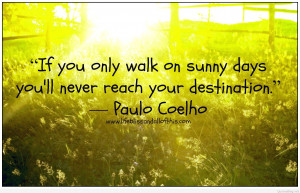 Sunny days images cards with quotes and sayings