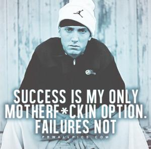 Eminem Lose Yourself Quotes