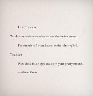 Michael Faudet Poems