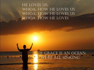 God-The creator grace of God