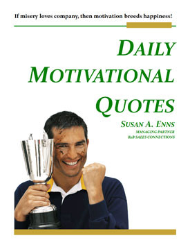 ... Sales & Sales Managment Motivational Book - Daily Motivational Quotes