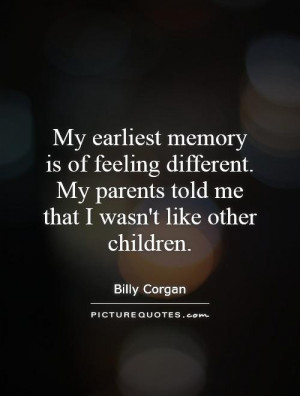 Being Different Quotes Billy Corgan Quotes