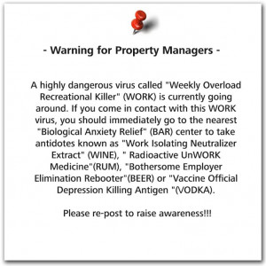 warning for Property Managers! #propertymanagement