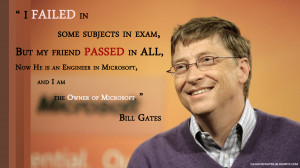 Most Famous Quote from Bill Gates