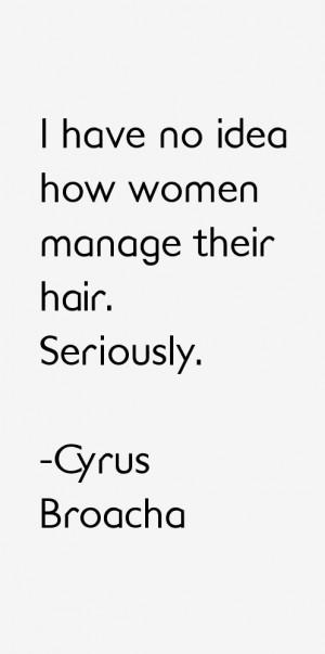 Cyrus Broacha Quotes & Sayings