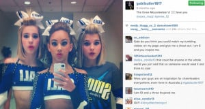 The Private Lives of the Cheerlebrities of Instagram