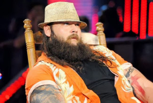 The Wyatt Family Updates, Video of The Beard-Off Backstage at RAW