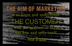 ... marketing by using a combination of words and images designed to grab