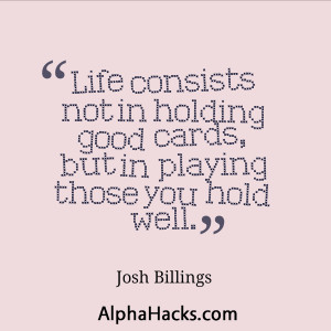 Life Quotes Live Daily Basis