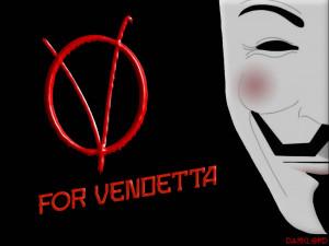 Un nuovo sfondi di V for Vendetta
