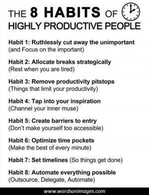 time management motivational quotes
