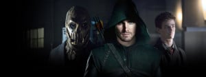 Three Ghosts', the midseason finale of CW's Arrow included below ...
