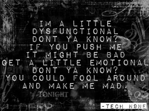 Home Quotes Tech N9ne Quotes From Songs