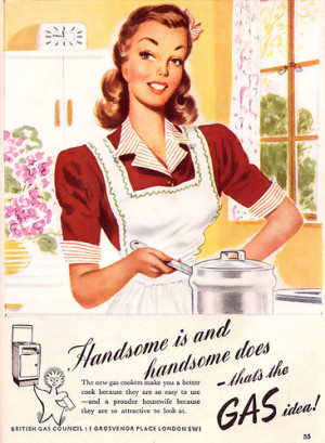 1950s housewife quotes. 50s Housewife Experiment
