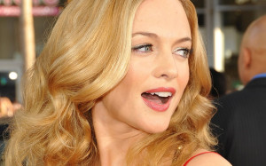 ... Poteet gets up-close and personal with the prolific Heather Graham