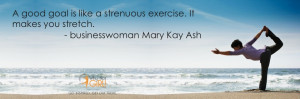 Mary Kay Inspirational Quotes
