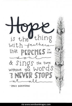 Quotes by emily dickinson