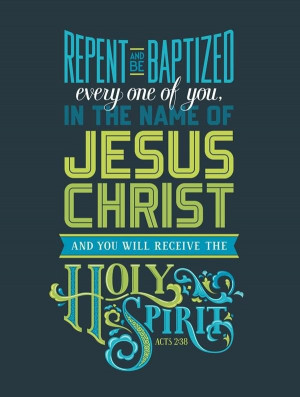 Baptism quotes, meaningful, sayings, thoughts, spirit