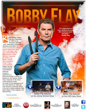 Bobby Flay Quotes By Picture