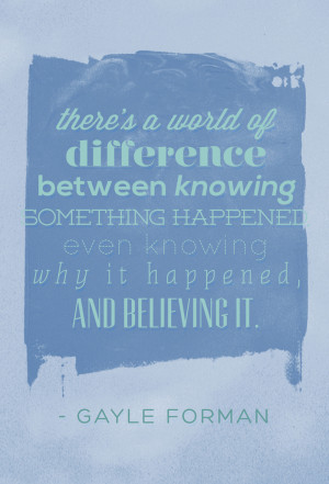 If I Stay Quotes Adam 7 gayle forman quotes to live