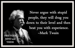 Stupid People – Mark Twain