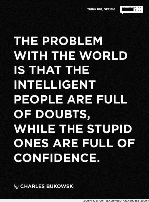 Stupid people | Great quotes/sayings