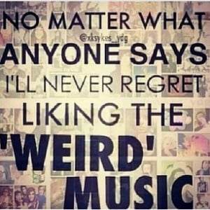Rock Music Quotes From Songs rockmusic music love cute