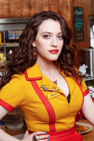 Broke Girls' best quotes from the ladies themselves, Kat Dennings ...