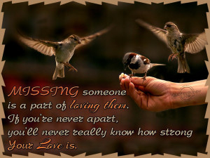 Missing You Quotes Graphics, Pictures - Page 3