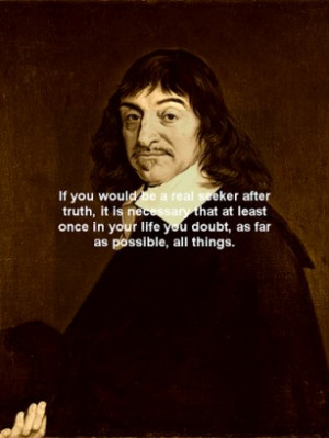Rene Descartes quotes screenshot for Android