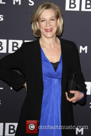 Juliet Stevenson - A variety of stars were snapped as they arrived at ...