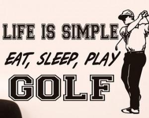 Golf Quotes Graphics