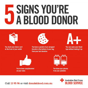 Donate Blood at Town Hall Donor Centre