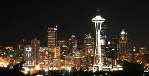 Skyline Wallpaper Seattle...