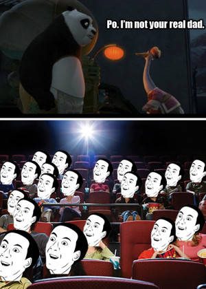 LOL funny meme submission kung fu panda you dont say MGM