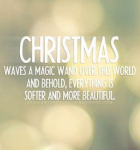 Inspirational Christmas Quotes & Sayings