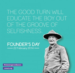 Less than one week to the Founder's Day. What are you planning to do ...
