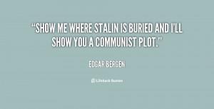 Edgar Bergen Quotes