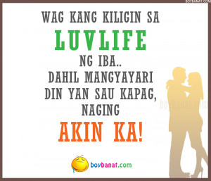 Tagalog Love Quotes Text Messages #1