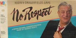 rodney dangerfield no respect clip Daily Cartoon