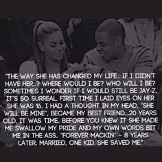 Jay-Z talks about Beyonce #JayAndBey via @itsrubylicious ...