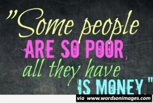 Inspiring money quotes