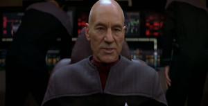 Captain Jean Luc Picard Tea