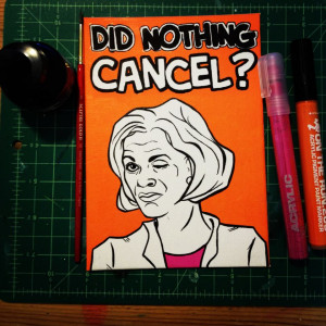 Bluth Quotes peachyapricot Lucille Bluth Did Nothing Cancel? quote ...