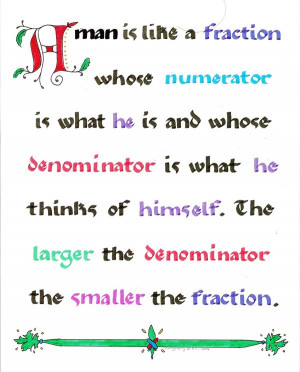 Math Quote Version 2 by elhalfling