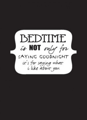 Funny Bedtime Quotes